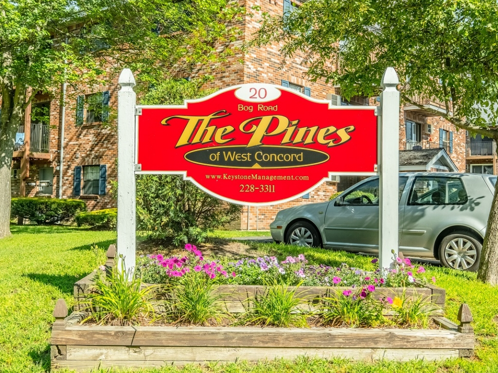 One and two bedroom apartments Concord NH