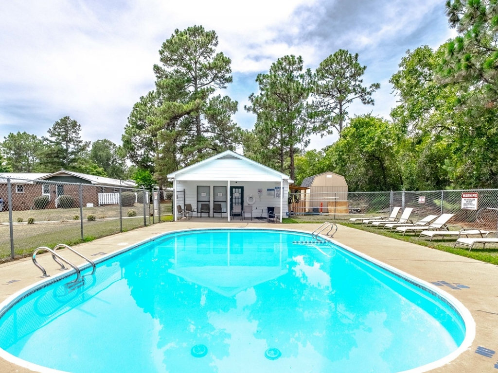 1br apartments southern pines nc with pool