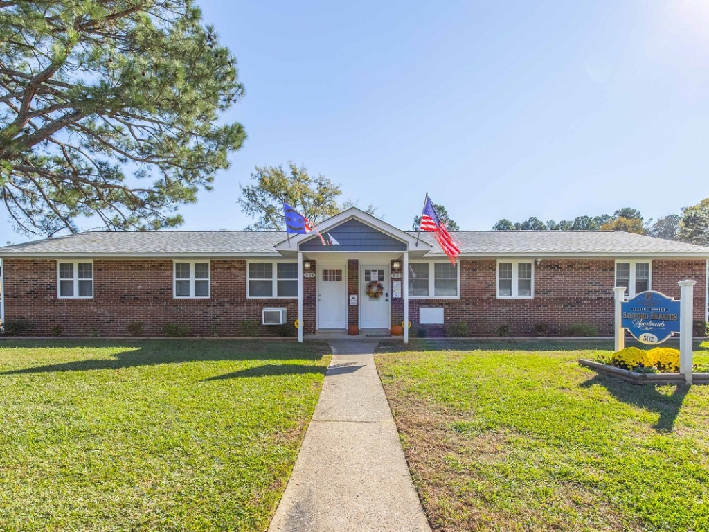 Two, three and four bedroom apartments Sanford, NC